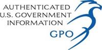 GPO Authenticated Signature